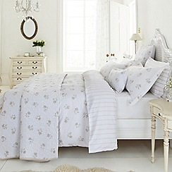 Helena Springfield - Natural 'ellie' bed linen