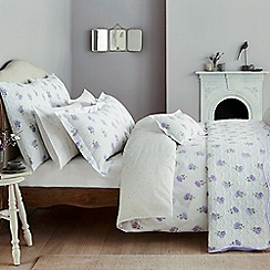 Helena Springfield - Lilac 'Georgie' bed linen set