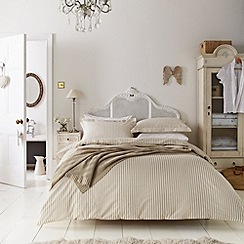 Helena Springfield - Natural 'hartley' bedding set