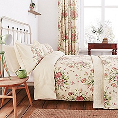 Helena Springfield - Pink 'Georgiana' bed linen