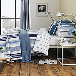 Helena Springfield - Blue 'Regatta' bed linen set