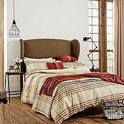 Helena Springfield - Multi 'Kipton' bed linen set