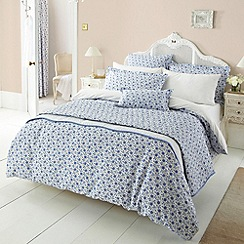 Helena Springfield - Blue 'lottie' bed linen