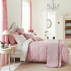 Helena Springfield - Pink 'lottie' bed linen