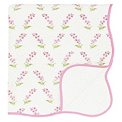 Helena Springfield - light pink 'Alice' quilted bedspread