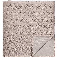 Bedeck - Mauve 'Atara' bedspread