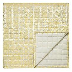Bedeck 1951 - gold 'Nala' bedspread