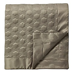 Hotel - Taupe 'Adelphi' throw