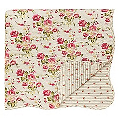 Julie Dodsworth - pink 'Little Maid' bedspread