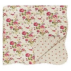 Julie Dodsworth - pink 'Little Maid' bedspread