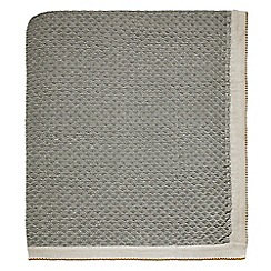 Bedeck 1951 - grey 'Nala' throw
