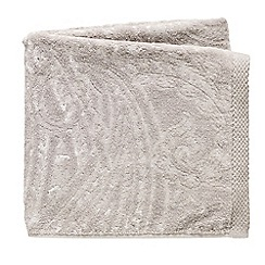 Fable - Silver 'Charente' towels