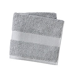 Hotel - Silver 'Savoy' towels