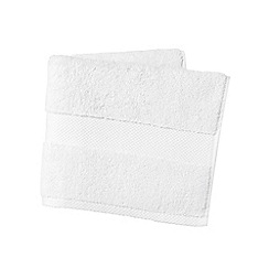 Hotel - White 'Savoy' towels