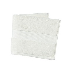 Hotel - Ivory 'Savoy' towels