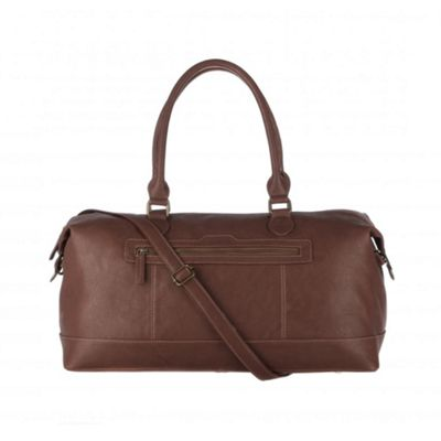 Cultured London Brown ´Harbour´ holdall - . -