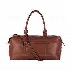 Cultured London - Nut 'Harbour' holdall