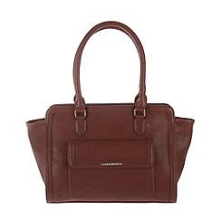 Cultured London - Nut 'Hannah' handbag