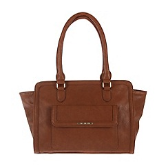Cultured London - Tan 'Hannah' handbag