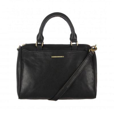 Cultured London Black ´Katie´ across body handbag - . -