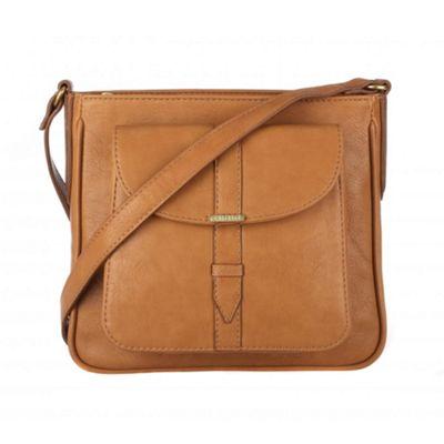 Cultured London Oak ´Carli´ small across body bag - . -