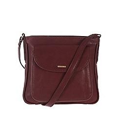 Cultured London - Rioja 'Carli' cross-body bag