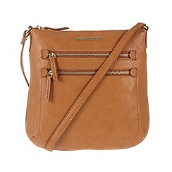 Cultured London - Honey 'Demi' small cross-body bag