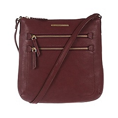 Cultured London - Rioja 'Demi' small cross-body bag