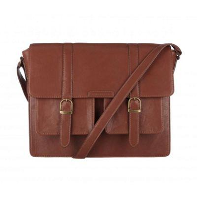 Cultured London Nut ´Tommy´ satchel - . -