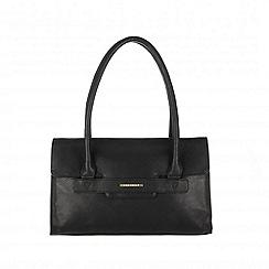 Cultured London - Black 'Ellie' handbag