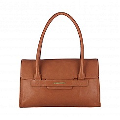 Cultured London - Tan 'Ellie' hand bag