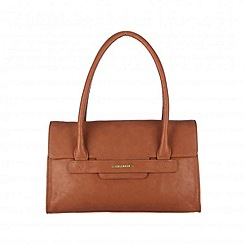 Cultured London - Tan 'Ellie' handbag