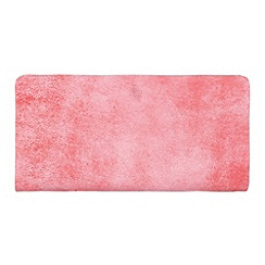 Conkca London - Cloudy pink 'Emelda' veg-tanned leather purse