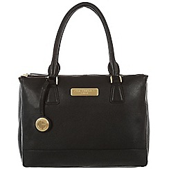 Pure Luxuries London - Black leather bag - Deluxe Collection