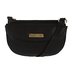 Pure Luxuries London - Black fine leather mini bag - Deluxe Collection