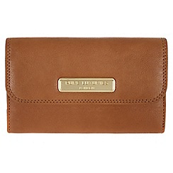 Pure Luxuries London - Oak 'Windsor' fine natural leather purse