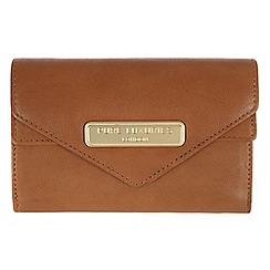 Pure Luxuries London - Oak 'Lusk' fine natural leather purse