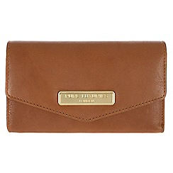 Pure Luxuries London - Oak 'Galway' fine natural leather purse