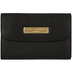 Pure Luxuries London - Black fine leather purse - Deluxe Collection