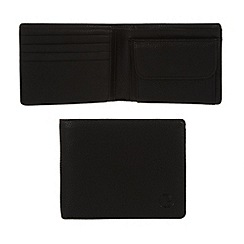 Pure Luxuries London - Black 'Troon' fine natural leather wallet
