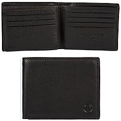 Pure Luxuries London - Black 'Holt' fine cowhide RFID wallet  Classic Collection