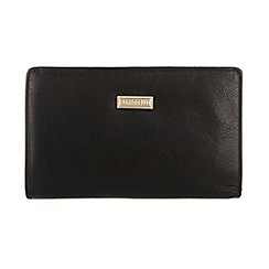 Portobello W11 - Black 'Julie' leather purse