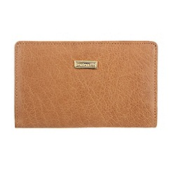 Portobello W11 - Tan 'Julie' leather purse