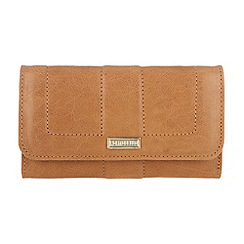 Portobello W11 - Tan 'Lisa' leather purse
