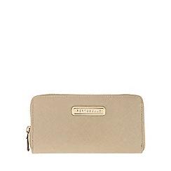 Portobello W11 - Frappe 'Christina' Saffiano real leather purse