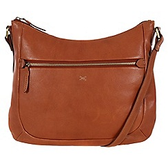 Made by Stitch - Toffee 'Kay' handmade leather bag