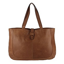 Made by Stitch - Butterscotch 'Grace' leather hand bag