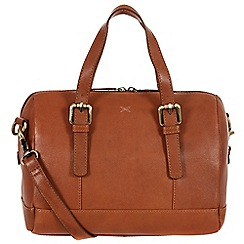 Made by Stitch - Toffee 'Hayley' handmade leather bag