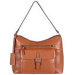 Made by Stitch - Toffee 'Laura' handmade leather bag