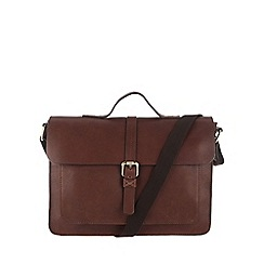 Made by Stitch - Cinnamon 'Faith' handmade vintage leather satchel